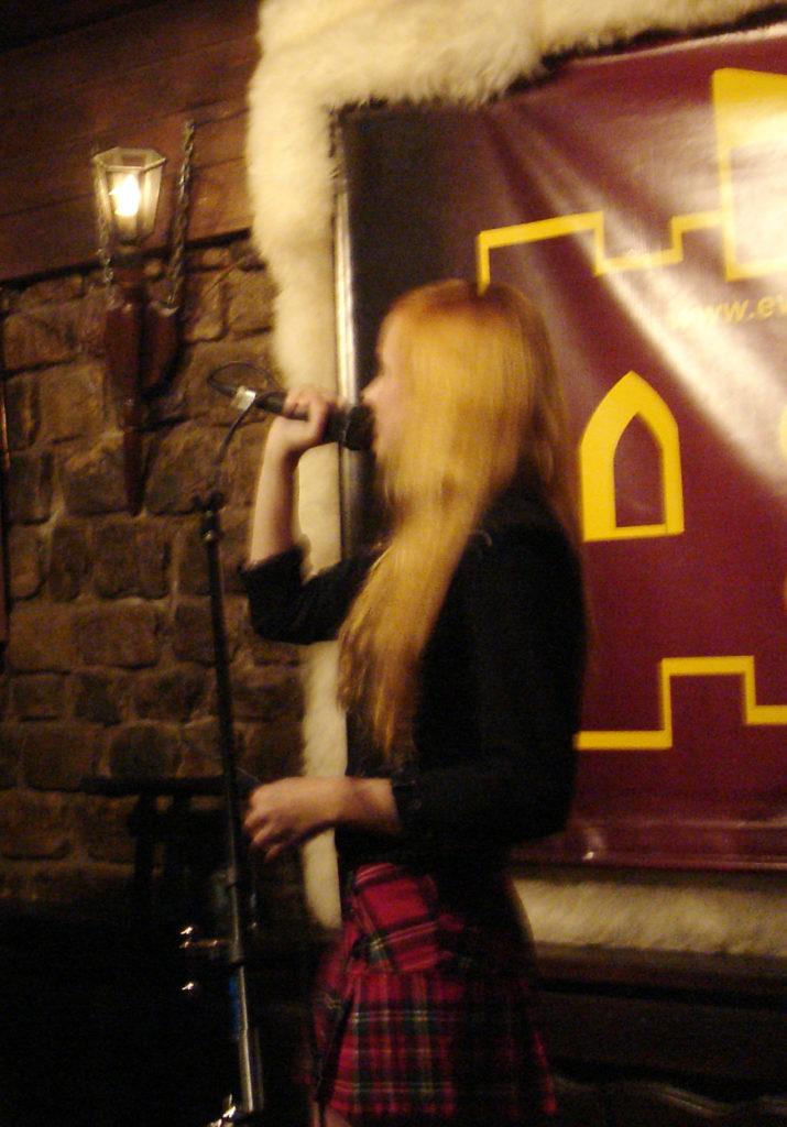 Лолита Быстрова выступление в Старой Европе