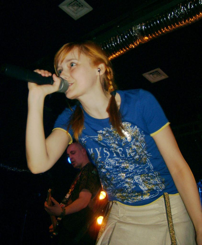 Лолита Быстрова концерт в клубе План Б