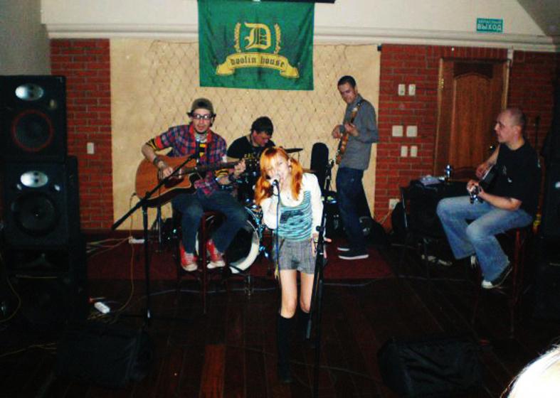 Лолита Быстрова акустический концерт