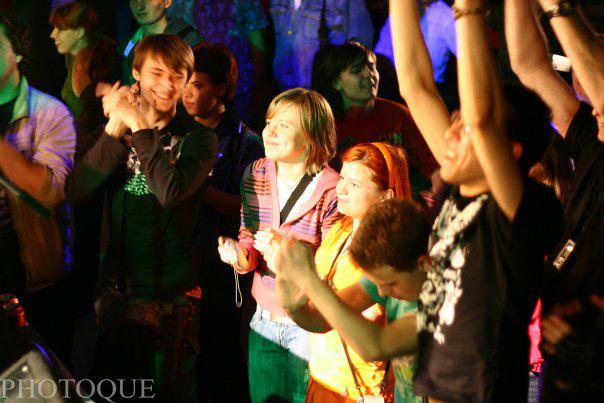 Лолита Быстрова поклонники на концерте