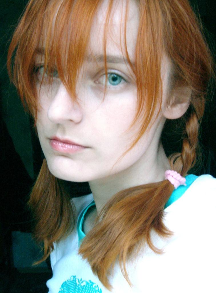 Лолита Быстрова портрет