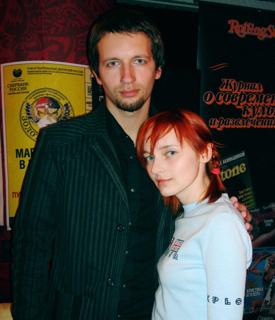 Лолита Быстрова и Григорий Кулагин